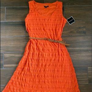 NEW!! Dress and Belt Set